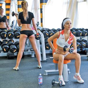 Фитнес-клубы Черняховска