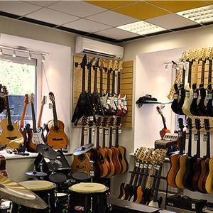 Музыкальные магазины Черняховска