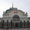 Железнодорожные вокзалы в Черняховске