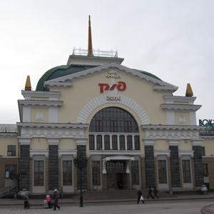 Железнодорожные вокзалы Черняховска